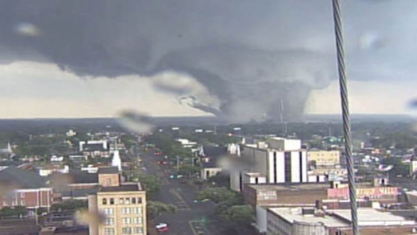 Alabama tornado
