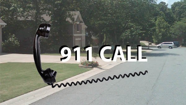 911 call