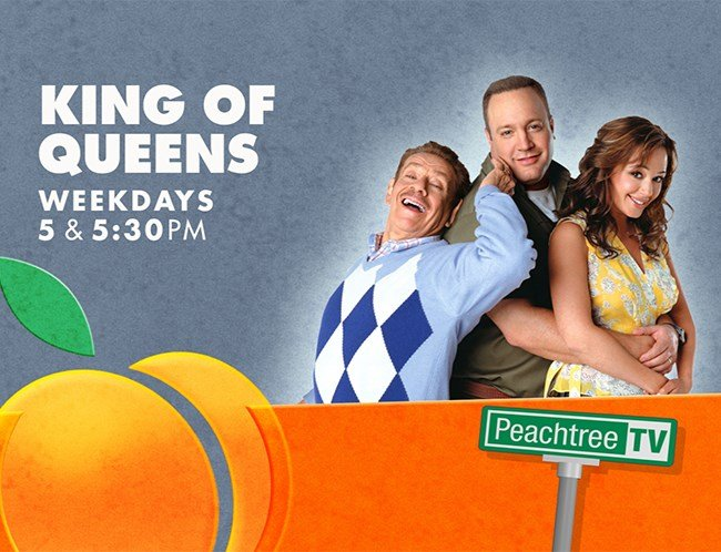King of Queens on Peachtree TV