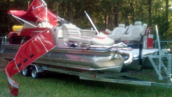 Lake Lanier boat crash