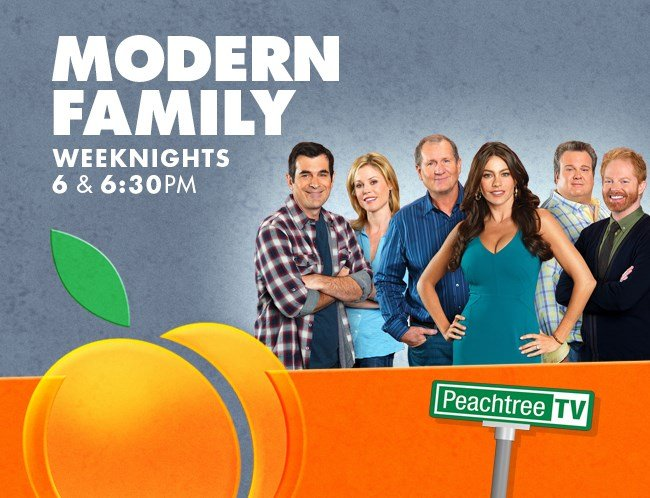 Modern Family  on Peachtree TV