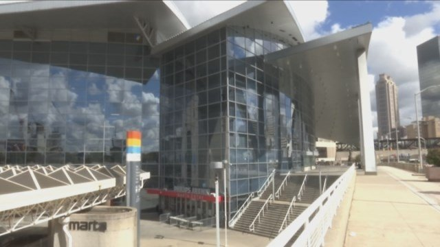 Phillips Arena (Source: WGCL)