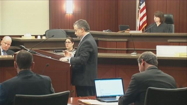 H. Maddox Kilgore, defense attorney