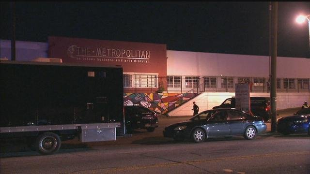 Two Shot Dead in SW Atlanta Recording Studio District