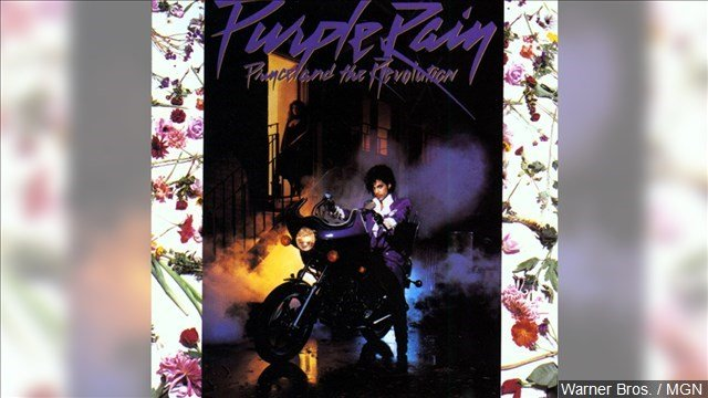 Purple Rain movie cover | MGN Online