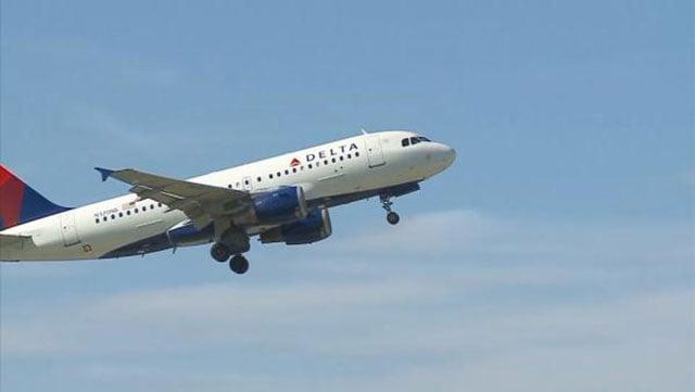 File photo of Delta plane (Source: WGCL)