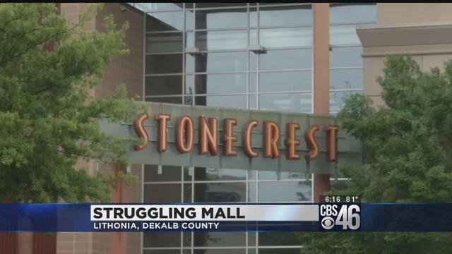 The Mall at Stonecrest struggles to stay open