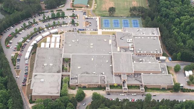 Gwinnett County Schools On Lockdown As Police Search For