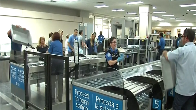 woman accidentally gets loaded gun through security at atlanta airport