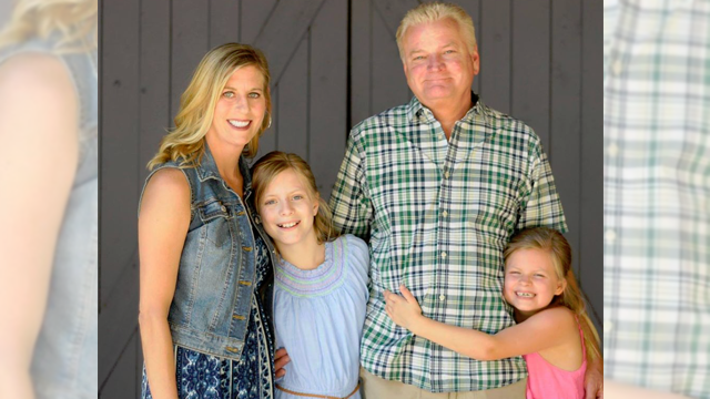 The Patterson family. (Source: WGCL)