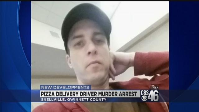 Teen arrested in connection to death of pizza delivery driver