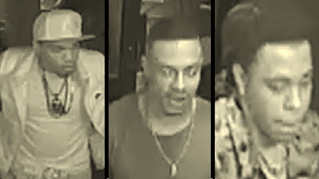 All three suspects, Atlanta Police Department