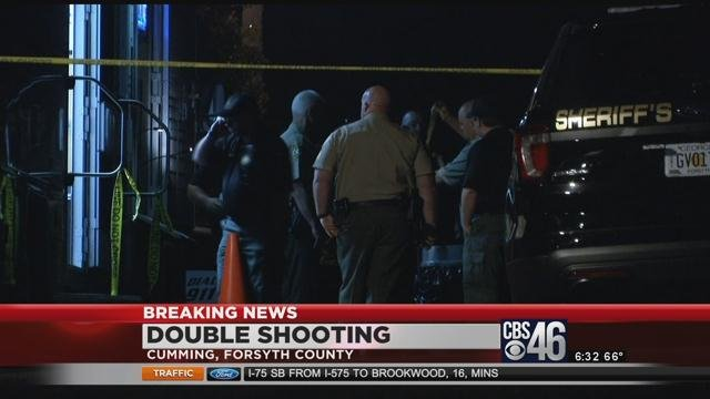 Two injured during double shooting in Forsyth County