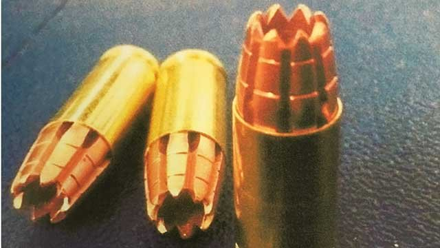 Bullets used to shoot victim
