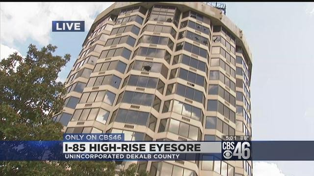 I-85 High-Rise: Eyesore for Dekalb County