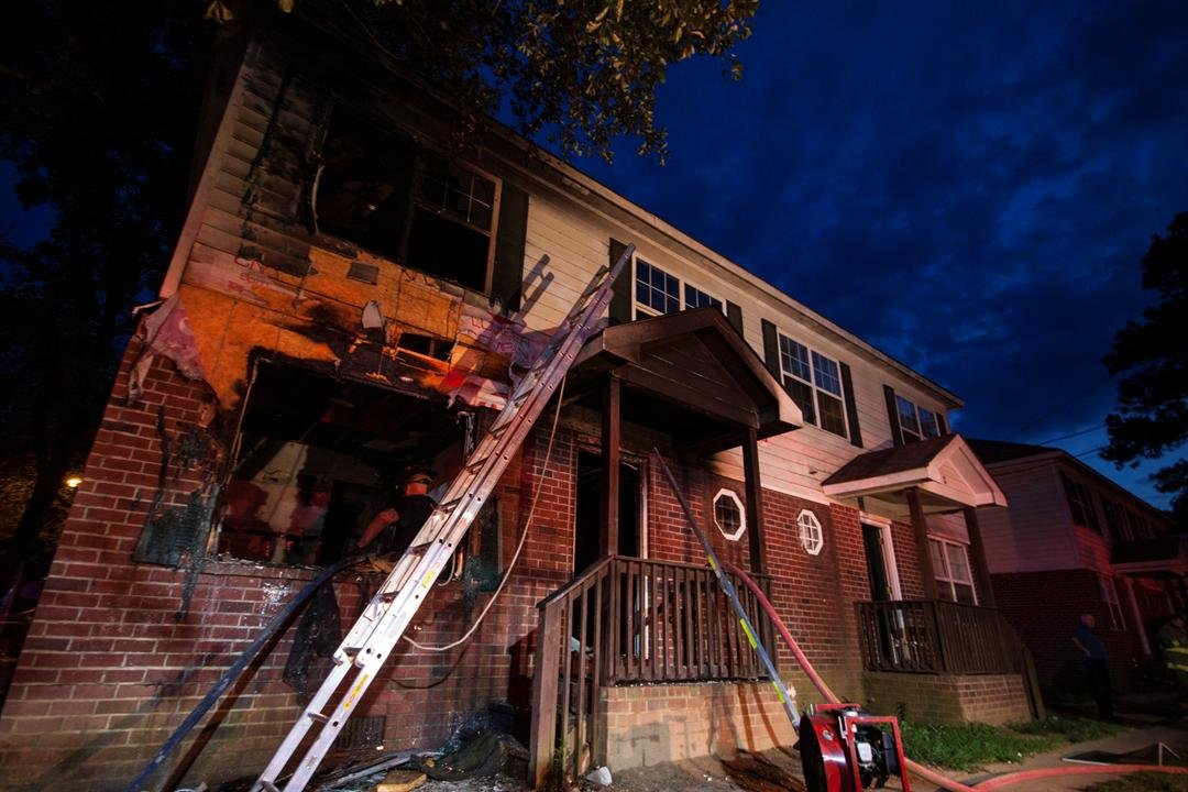 Woman dies in Monroe fire; smoking is the suspected cause