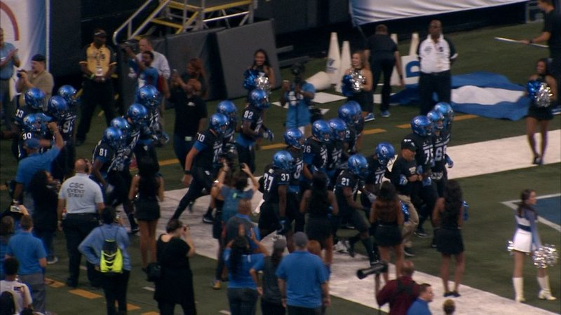 panthers drop opener to ball state cbs46 news. Black Bedroom Furniture Sets. Home Design Ideas