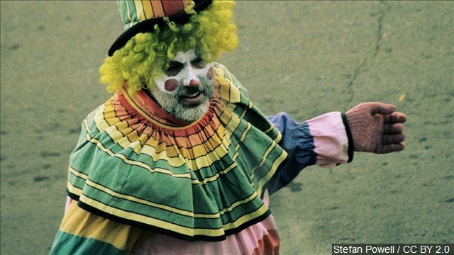 Clowns threatening to abduct kids in Georgia 'not funny'