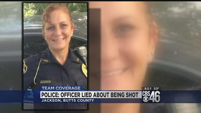 GBI: Jackson police officer fabricated story of shooting, planted evidence