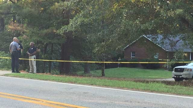 18-month-old shot in McDonough home dies