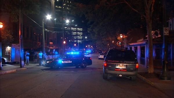 More Than 60 Shots Fired In Midtown Atlanta Shootout