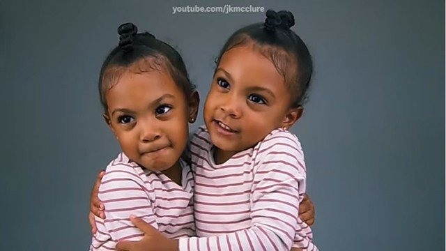 Alexis and Ava McClure (Source: McClure Twins YouTube page)