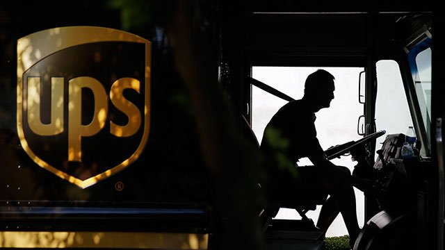 File photo of UPS (Source: AP)
