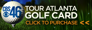 Tour Atlanta Golf Card