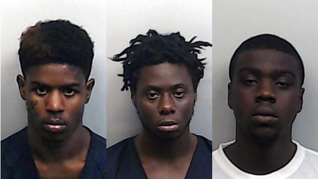 Simmons, Rucker and Ivory (Source: Fulton County police)
