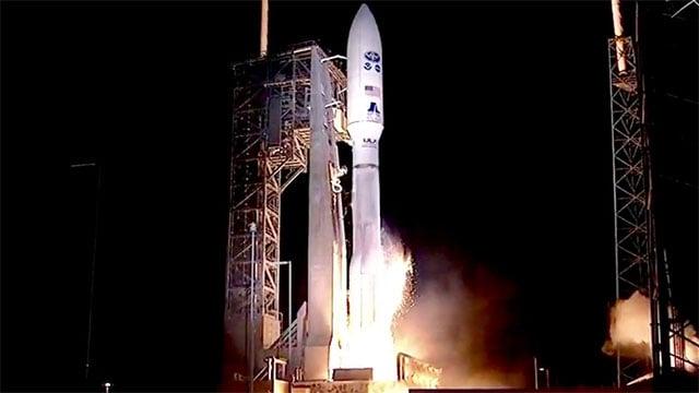 Best weather satellite ever built rockets toward orbit