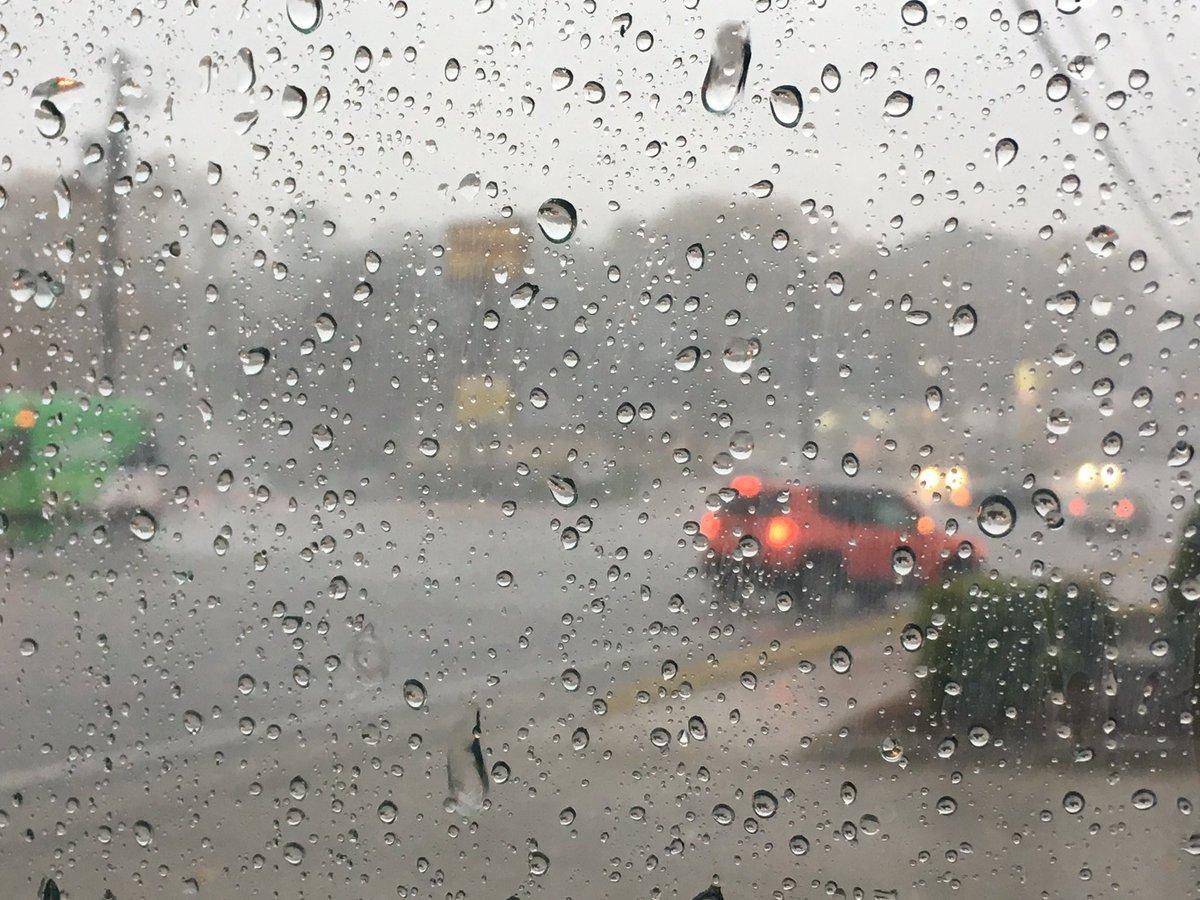 Rain in Floyd County (Source: WGCL)