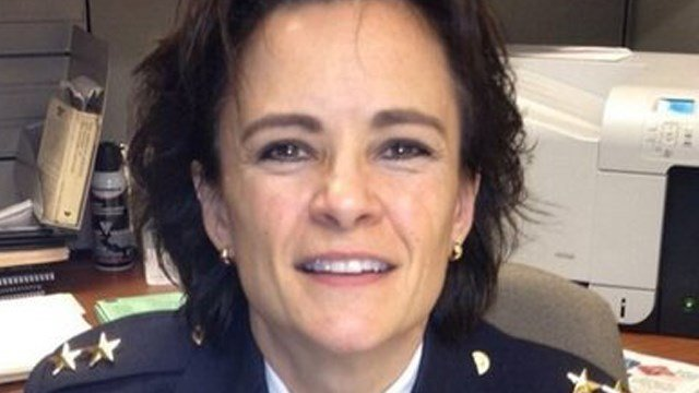 Erika Shields will be the city's new police chief. (SOURCE: WGCL)