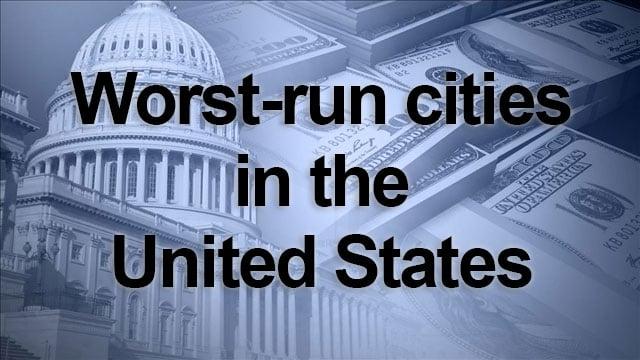 Atlanta Named One Of Nation S Worst Run Big Cities Cbs46