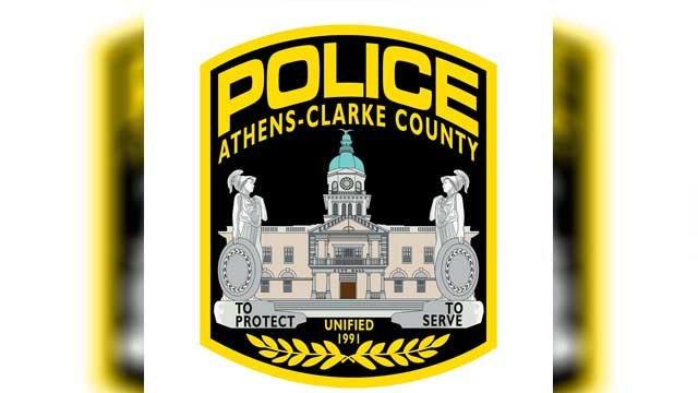 Source: Athens-Clarke County Police Department via Facebook