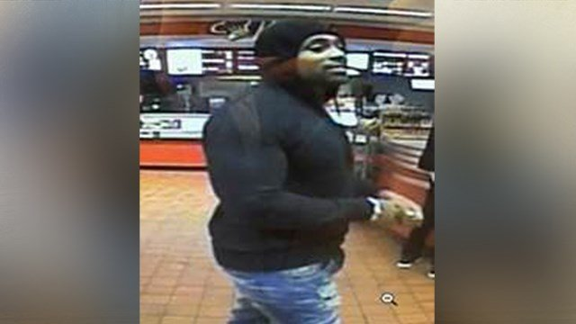 Police said this man was involved in a shooting at a QuikTrip in Chamblee Thursday, December 29, that left a man dead. (SOURCE: Chamblee Police)