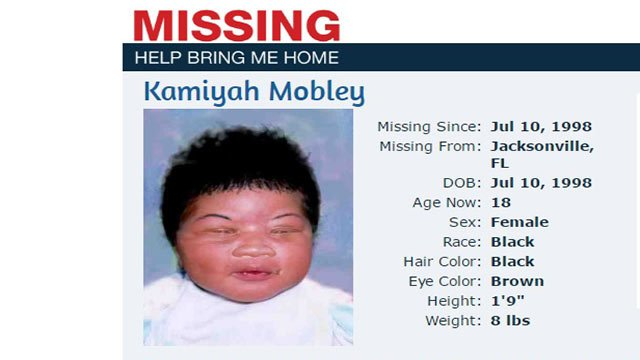 Woman says she never thought she'd see abducted baby