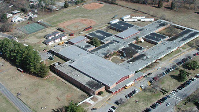 Towers HS in Decatur. (Via: KarenDean.net)
