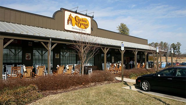File photo of a Cracker Barrel restaurant. (Source: Wikipedia)