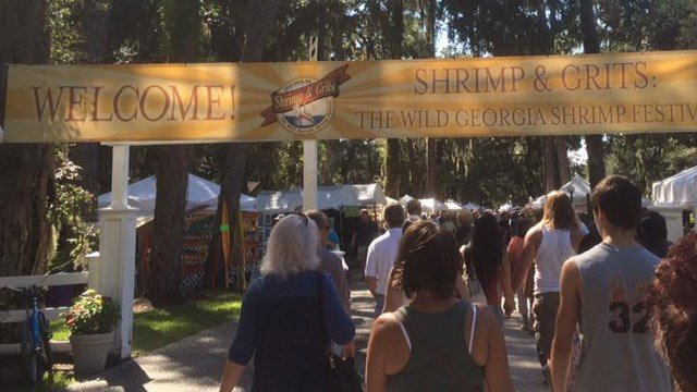 Source: Jekyll Island Shrimp And Grits Festival