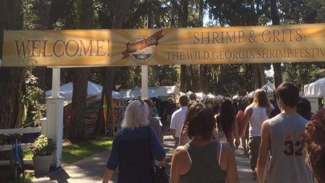 Source: Jekyll Island Shrimp And Grits Festival