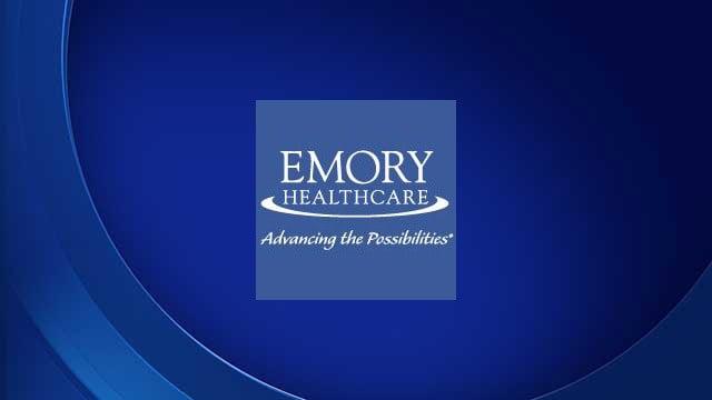 Source: Emory Healthcare via Facebook