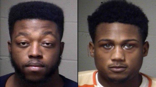 Cole (left) and Nichols (right). (Source: Paulding County Sheriff's Office)