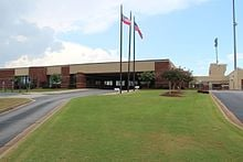 Buford HS (SOURCE: Wikimedia commons)