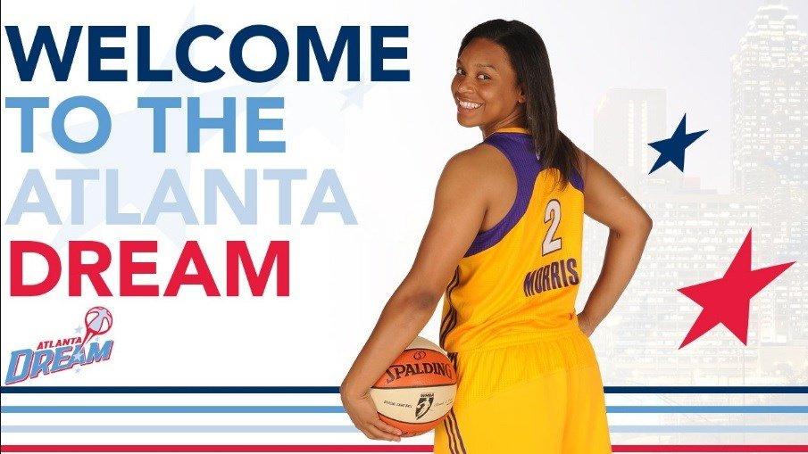 Source: Atlanta Dream