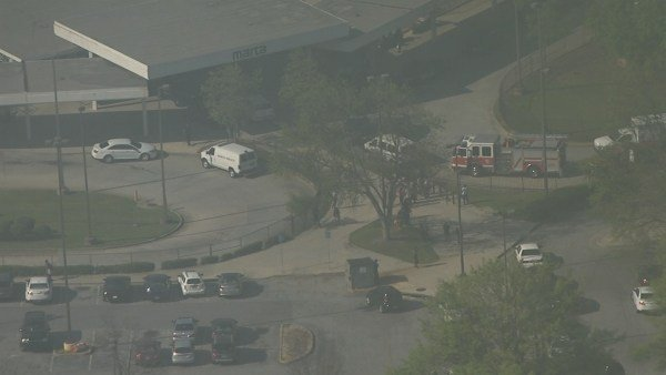 At least 4 people shot at Atlanta transit station