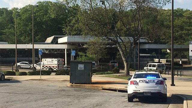Man charged in deadly shooting on train in Atlanta