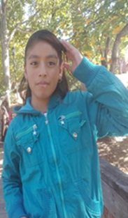 Arasely Jimenez-Vasquez, 12, left home late Friday evening with a family friendand has not been located after multiple attempts ofcontacting her over the past three days.