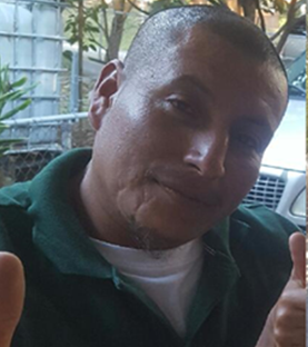 Armando Aguilar was last seen with 12-year-old Arasely Jimenez-Vasquez, who is now missing.