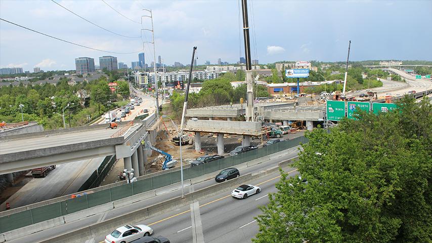 I-85 Construction