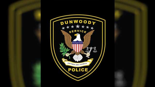 Source: DUnwoody Police Department via Facebook